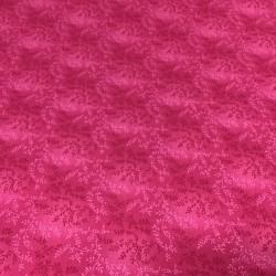 Cerise Pink Tonal Vineyard