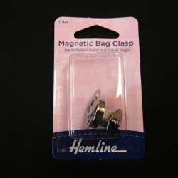 Magnetic Bag Clasp
