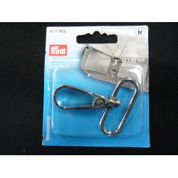 Snap Hook Silver