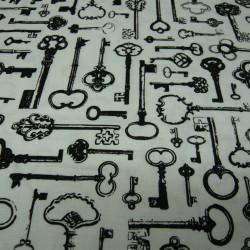 Keys in Black