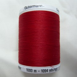 1000 m Red Gutermann Sew All Thread