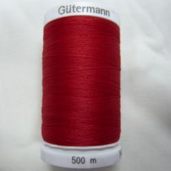 500 m Red Gutermann Sew All Thread