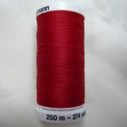 250 m Red Gutermann Sew All Thread