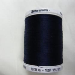 1000 m Navy Gutermann Sew All Thread