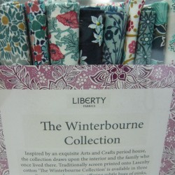 The Winterbourne Collection Fat Quarter Pack