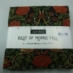 Best of Morris Fall Charm Pack