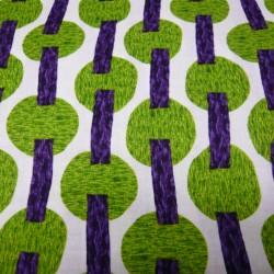 Murano Purple/Lime Green
